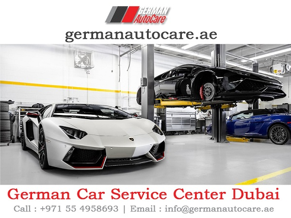 SIGNS THAT YOUR LUXURY CAR NEEDS SERVICE in DUBAI