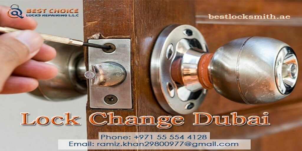 How to Avoid Home and Office Lock Out service in Dubai