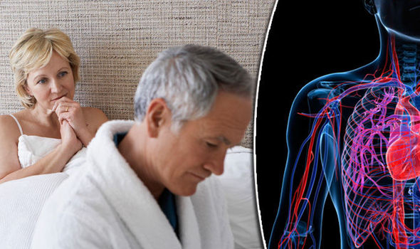 Is Erectile Dysfunction caused by high blood pressure?