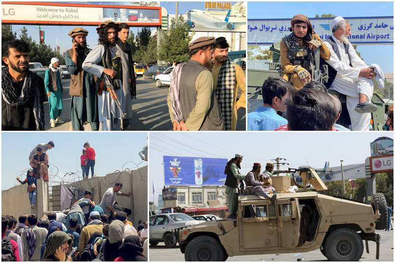 The Fall of Afghanistan and the Resurgence of Taliban
